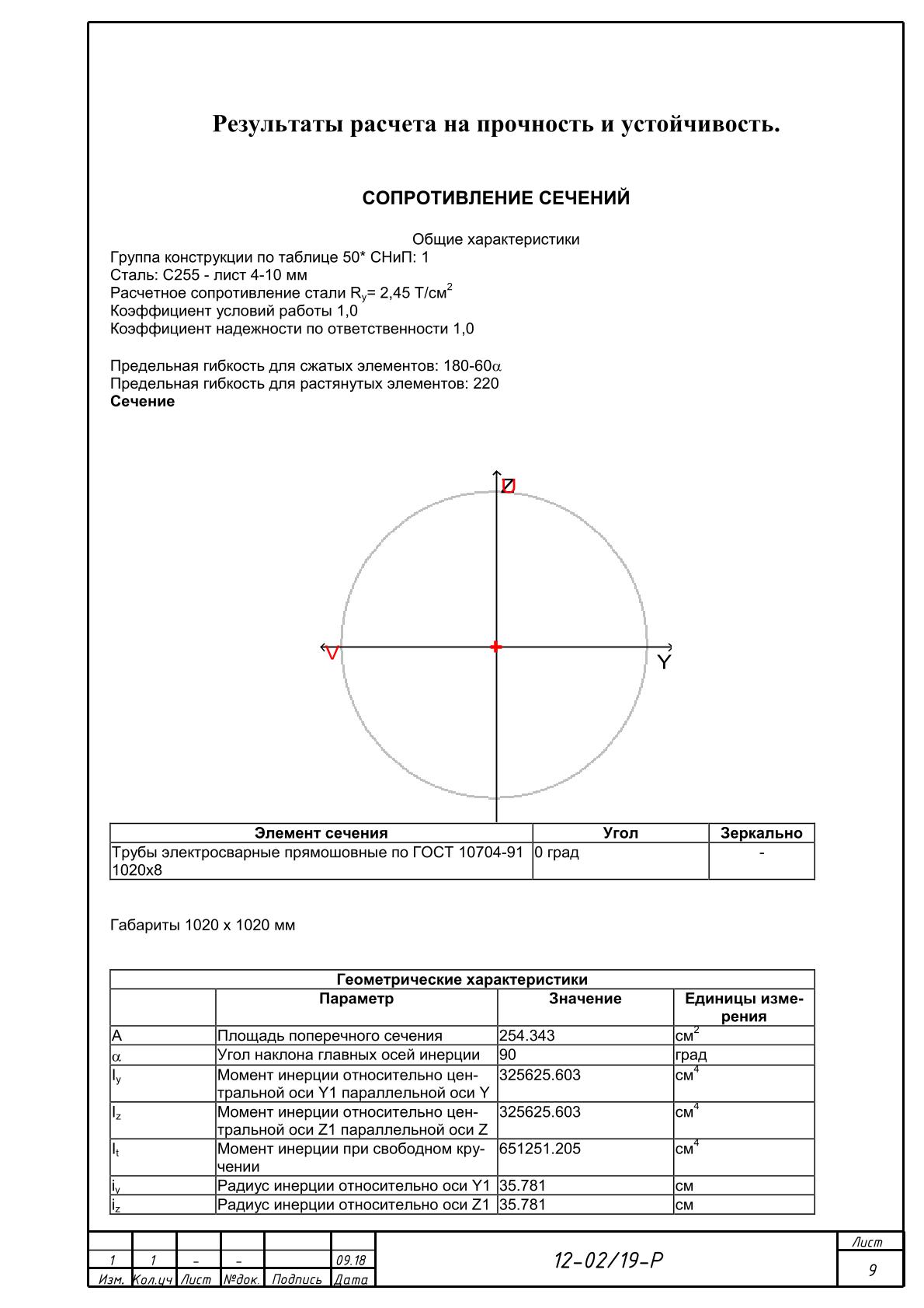 прочностной расчет (5)