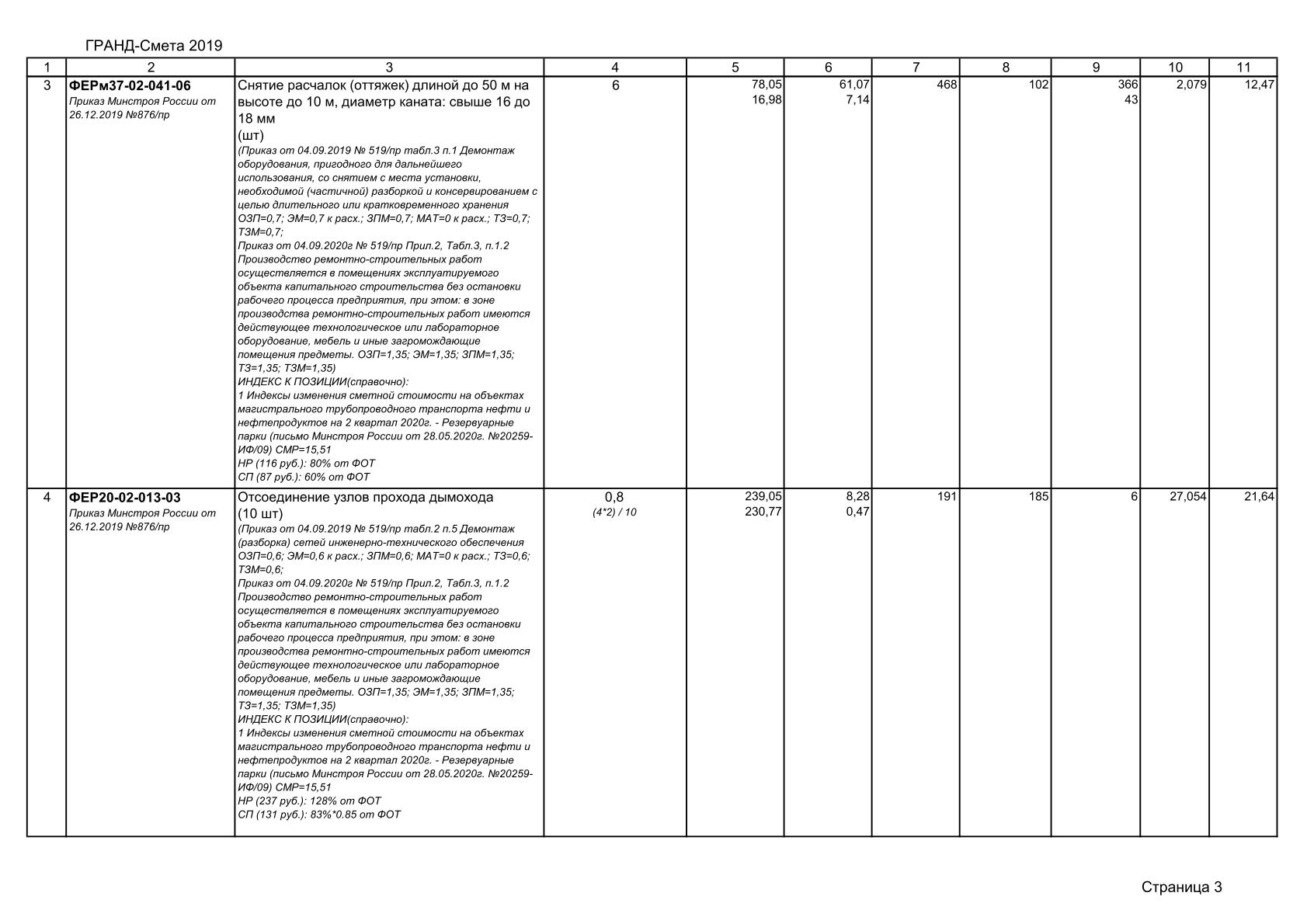 Сметная документация (3)
