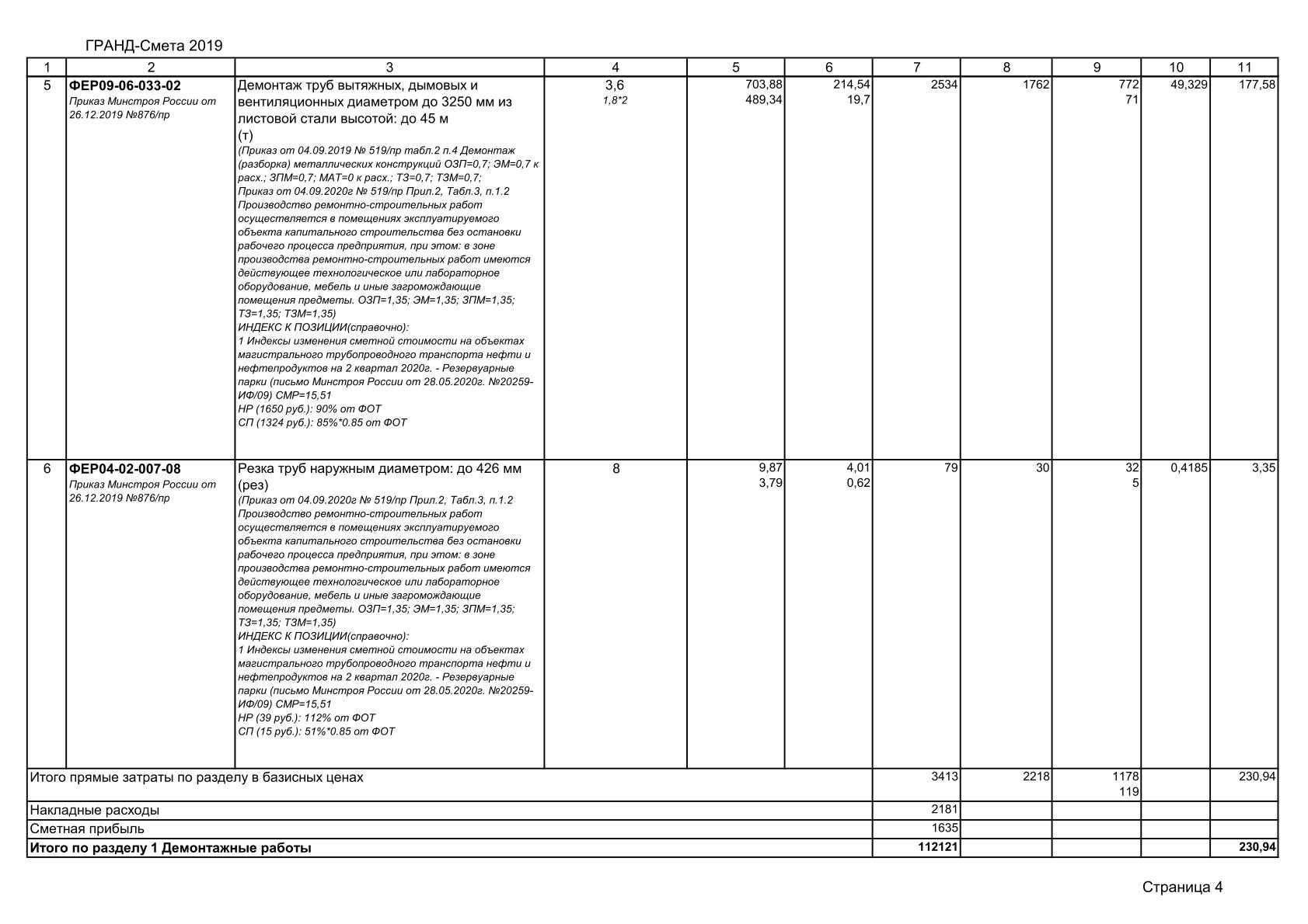 Сметная документация (4)